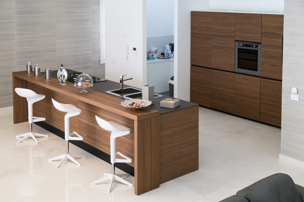 Ceramiche mangiacapra design cucina in e out